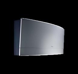 CLIMATIZOR DAIKIN EMURA-2 (2015) SILVER 18.000BTU CE.FTXG50LS.WIFI+RXG50L