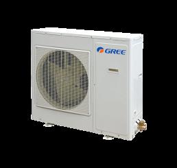 GREE MULTI SPLIT: EXTERIOR PT. 2÷5 INTERIOARE 42.000BTU MODEL GWHD(42)NK3AO